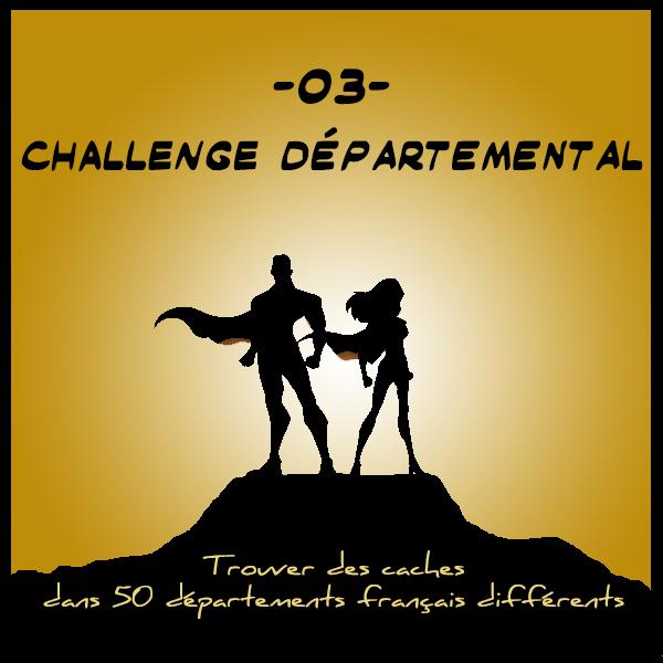 03 - Challenge départemental