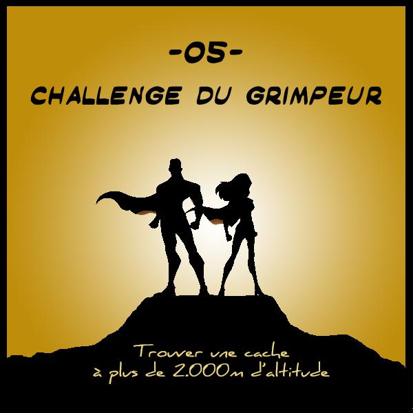 05 - Challenge du grimpeur