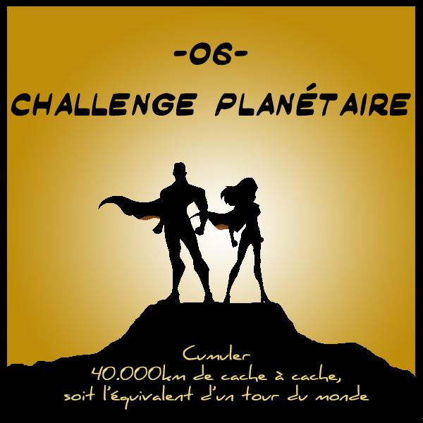 06 - Challenge du Tour du Monde