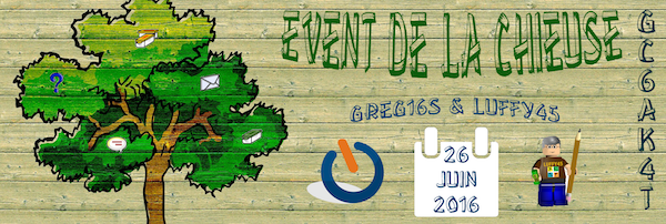 Event de la Chieuse