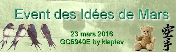 Event des Idées de Mars
