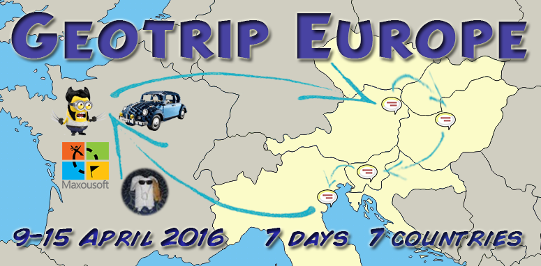 Géotrip Europe 2016