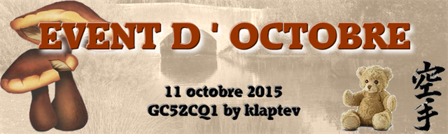 Event d'octobre